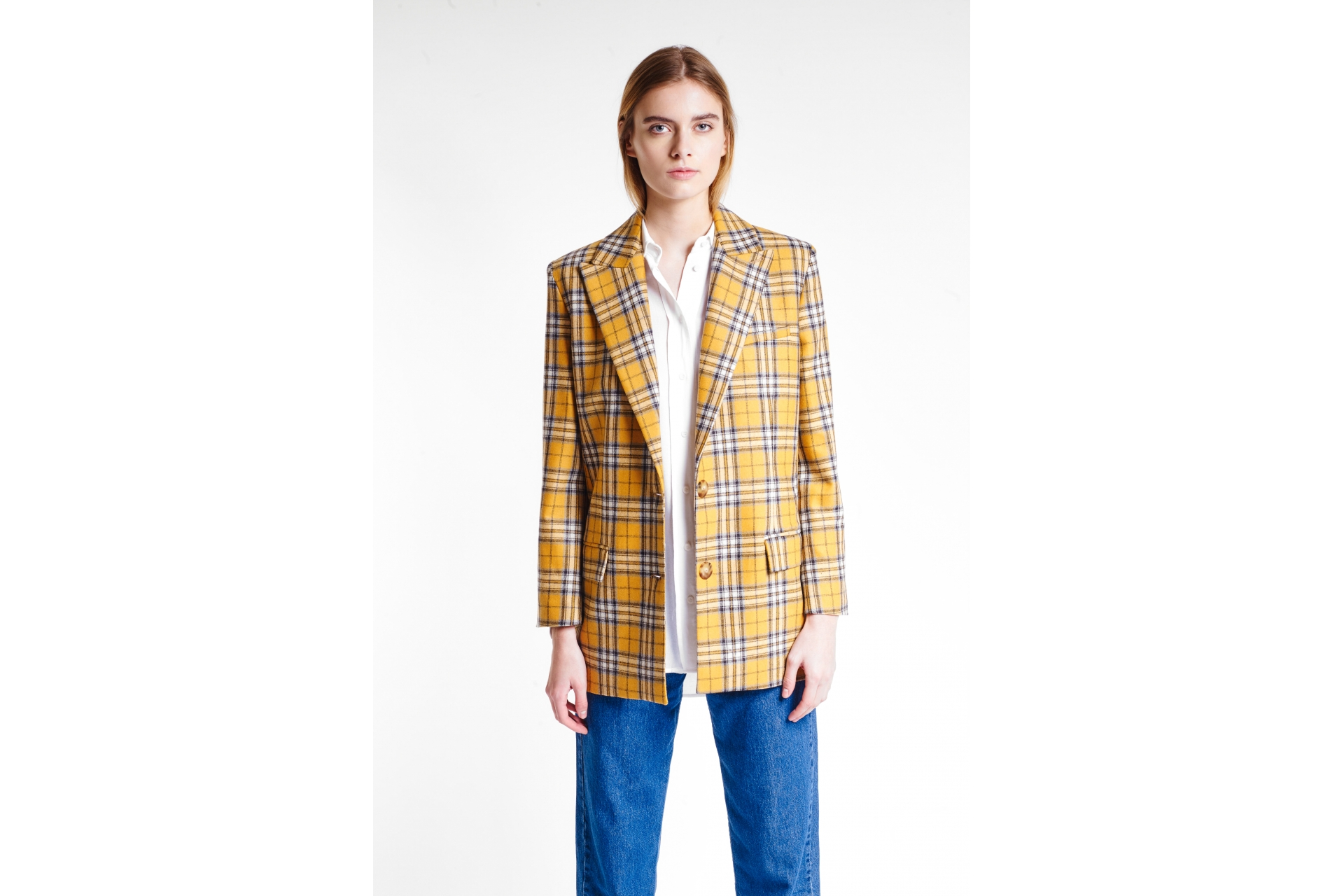 HOPPER ORANGE CHECK
